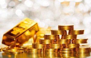 Рост цен на золото, впервые в 2021 году.