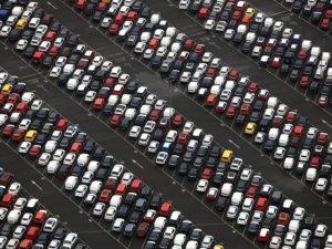 Россия заняла 4 строчку на мировом рынке продаж новых автомобилей
