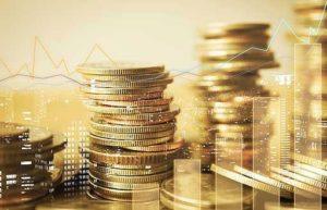 Золото вновь показывает уверенный рост