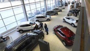 Рост цен на автомобили с сентября 2021